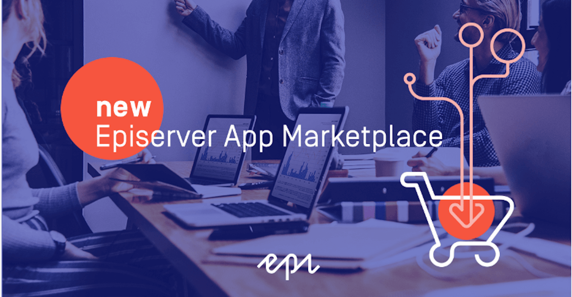 Episerver unveils digital marketplace for verified apps