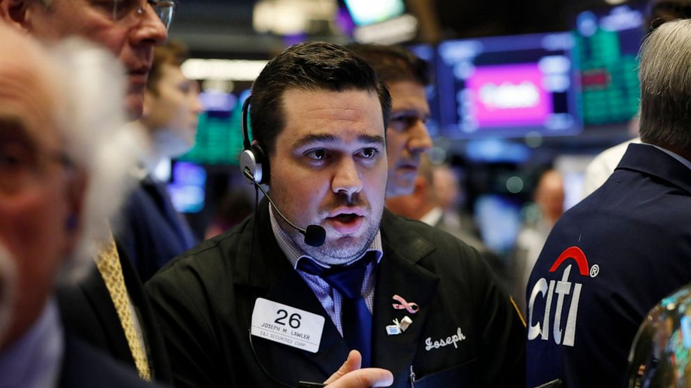 Markets Right Now: Stocks rise on hopes for trade deal