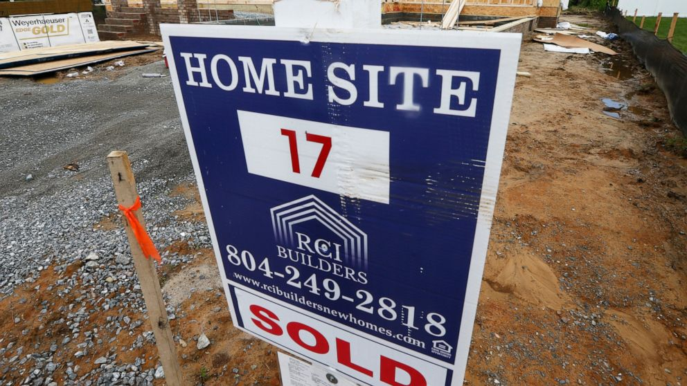 US new-home sales fell 7.8% in May
