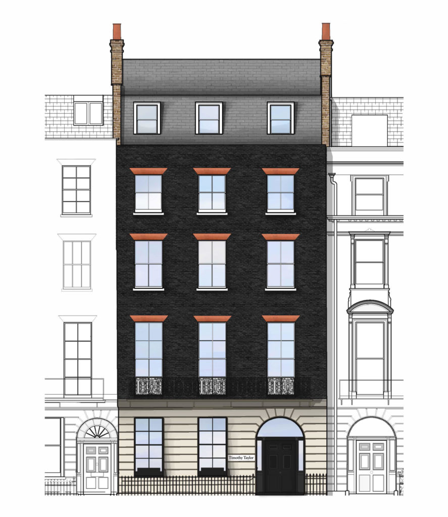 Timothy Taylor Gallery Relocates in London to Townhouse, Doubles in Size -ARTnews