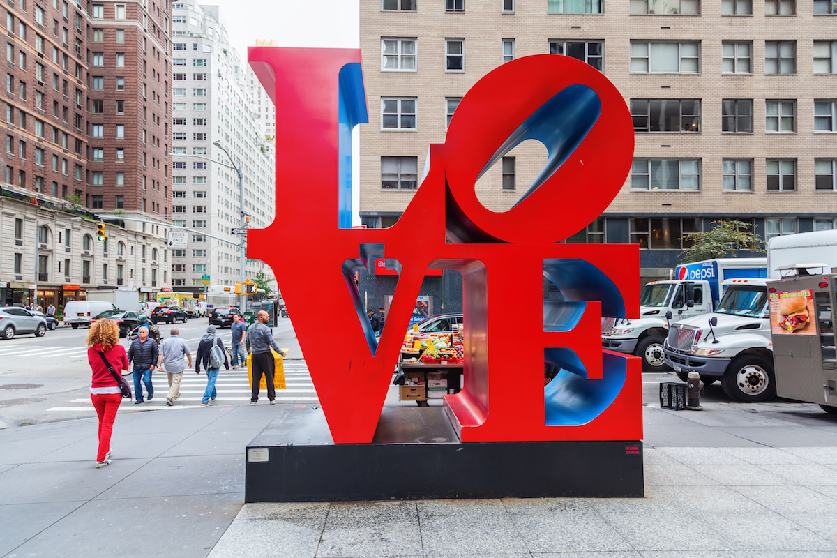 In Closely Watched Robert Indiana Royalties Case, District Court Dismisses Majority of Counterclaims -ARTnews