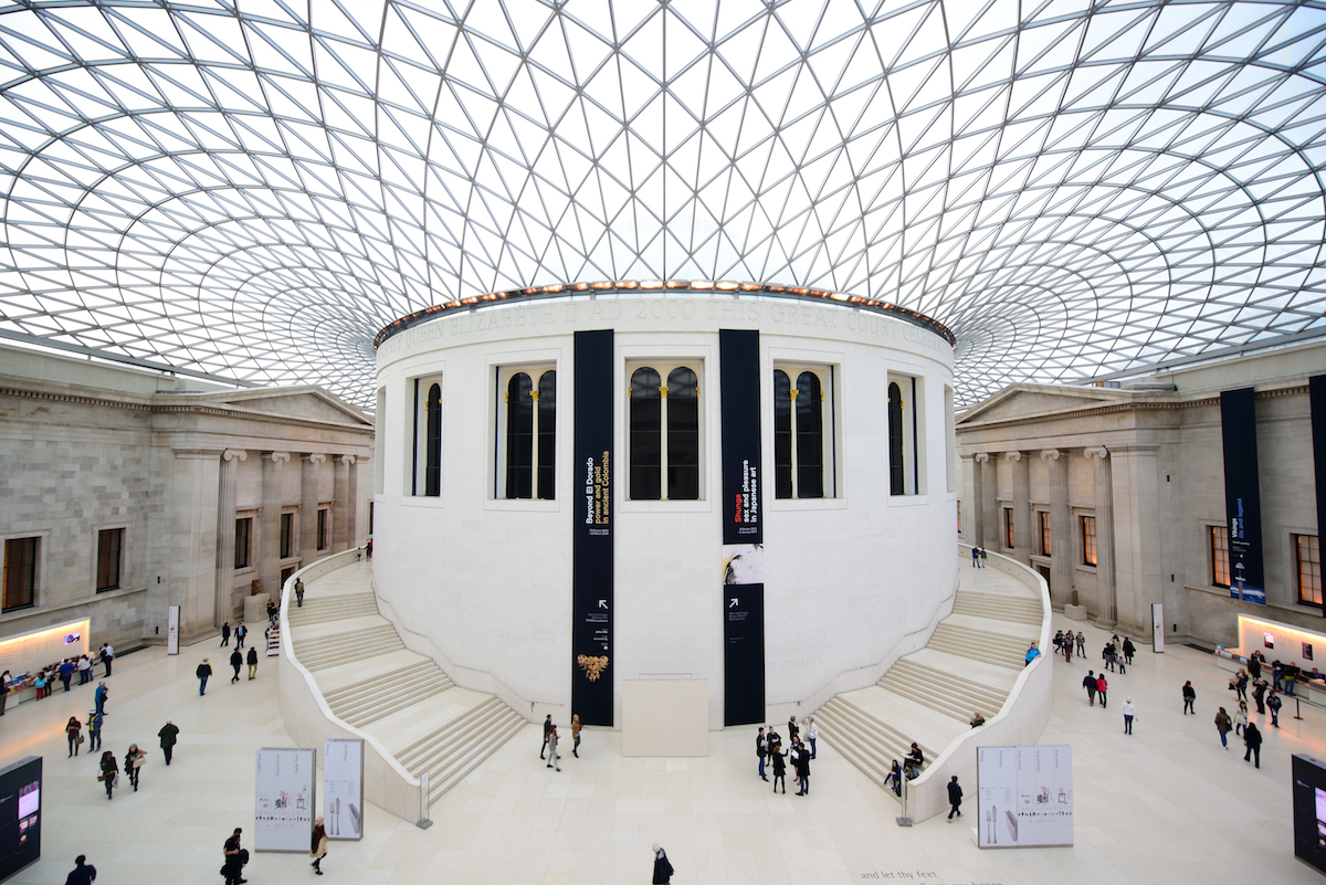 British Museum Director Endorses BP as Sponsor as Calls for Divestment Grow Louder -ARTnews