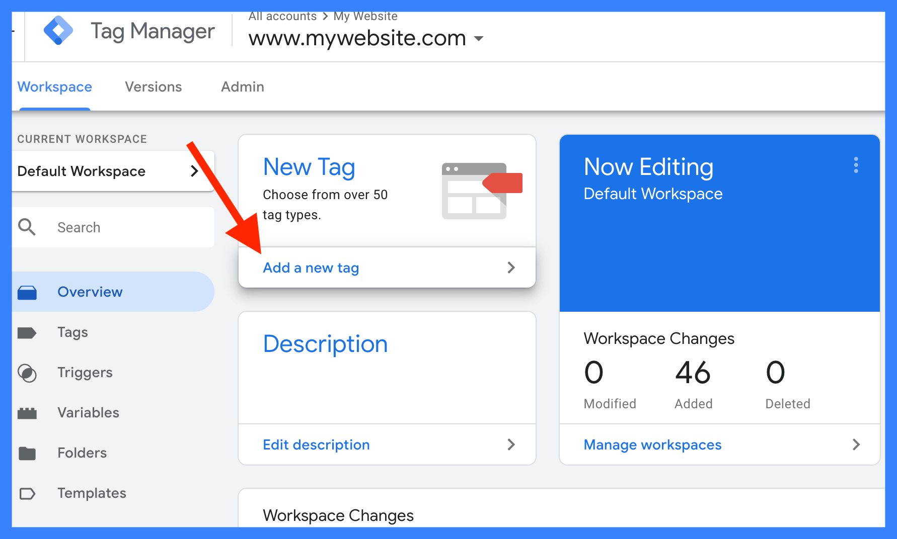 Simplifying Google Analytics configuration with Google Tag Manager
