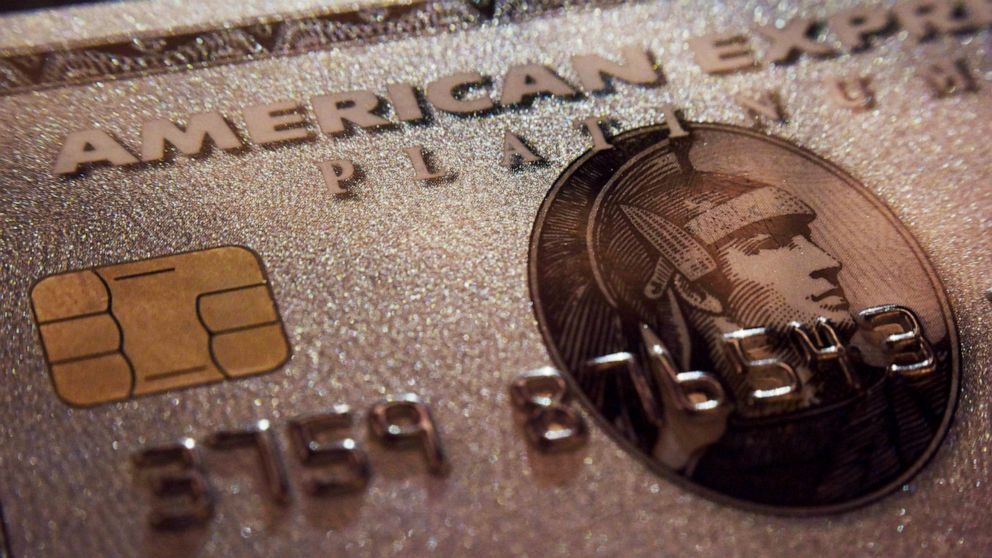 American Express 2Q profit jumps 8%