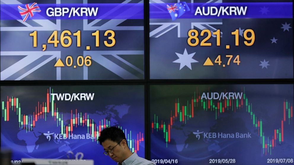 Asian stocks sink after US jobs data hurt hopes of rate cut