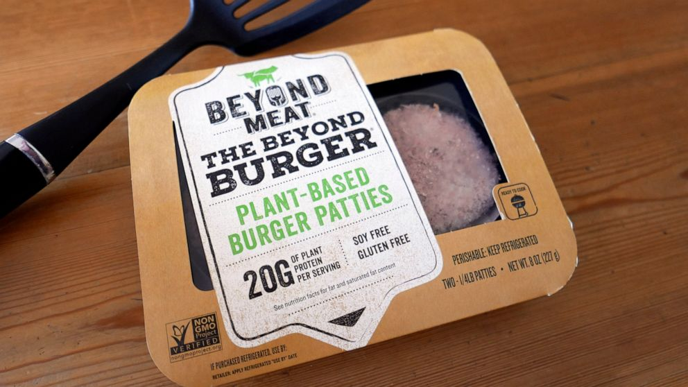 Beyond Meat raises outlook for 2019