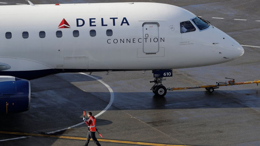 Delta raises outlook for second-quarter financial results