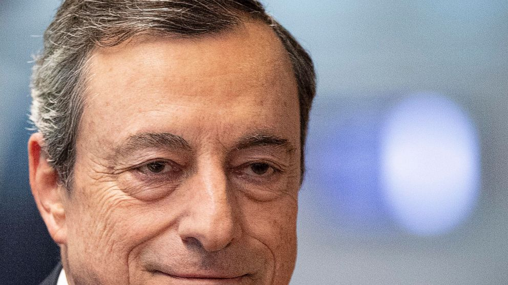 European Central Bank joins Fed in paving way for stimulus