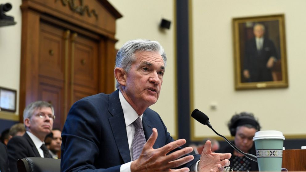 Federal Reserve minutes show broad worries about economy