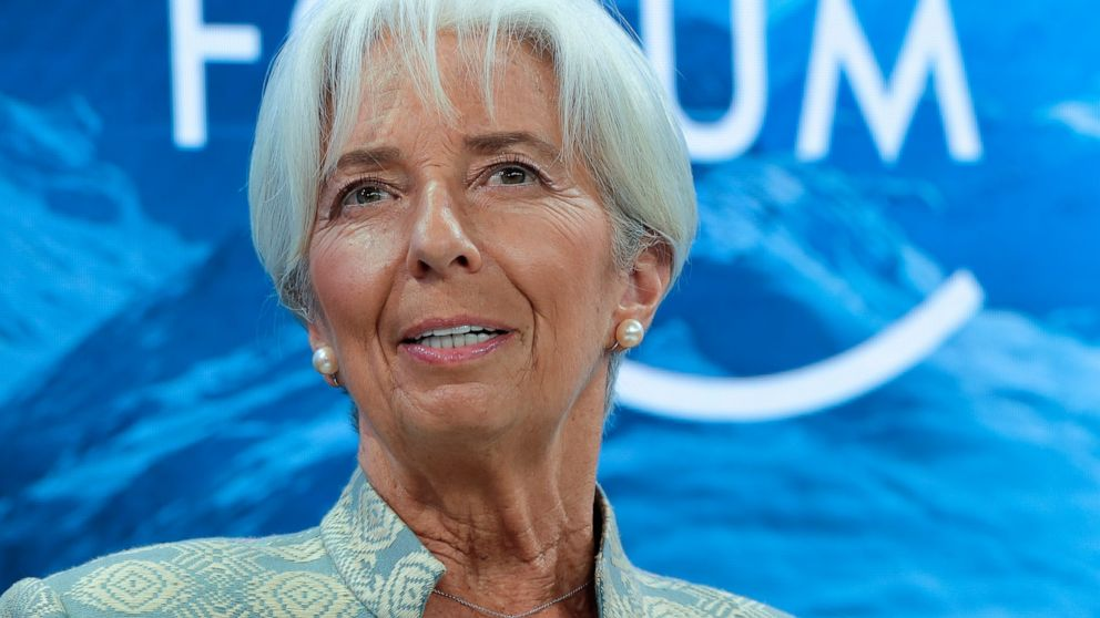 IMF Managing Director Lagarde resigns in advance of ECB post