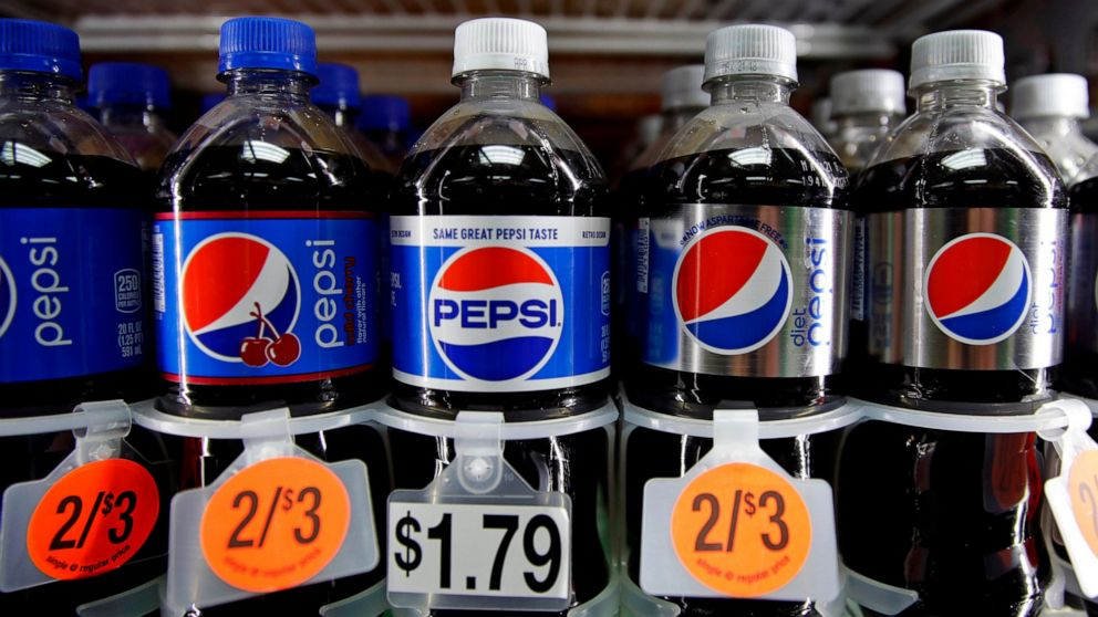 PepsiCo continues to impress, tops 2Q forecasts