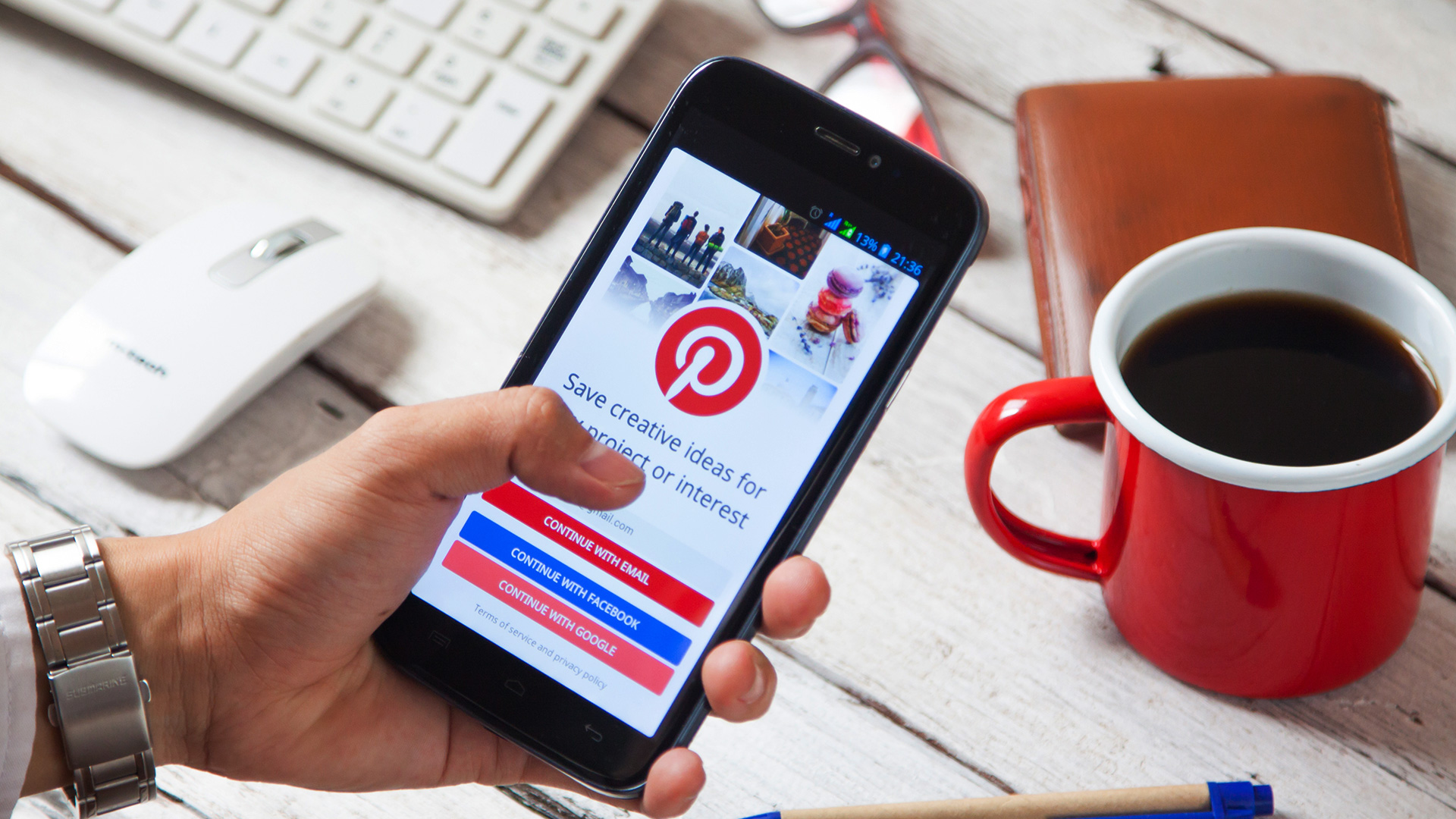 Pinterest's new Mobile Ad Tools let you create, manage campaigns from your phone