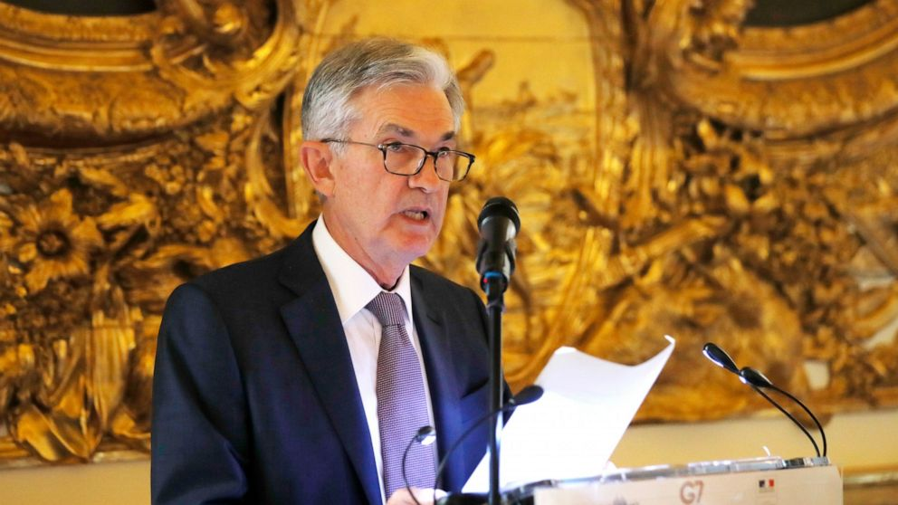 Powell says financial crisis accelerated economic changes