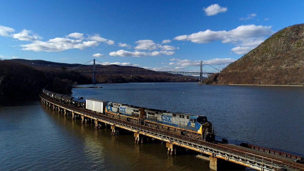 Railroads face a freight slowdown