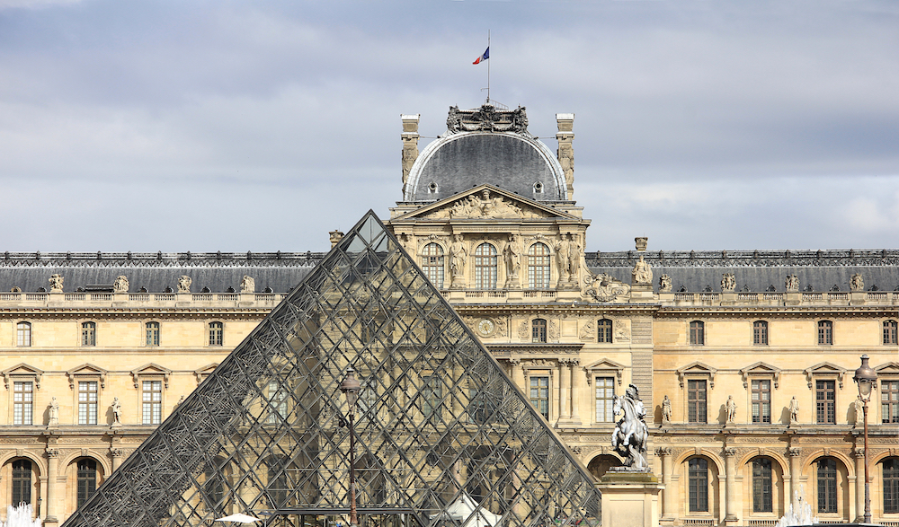 Sackler Name Removed from Louvre Wing: Report -ARTnews