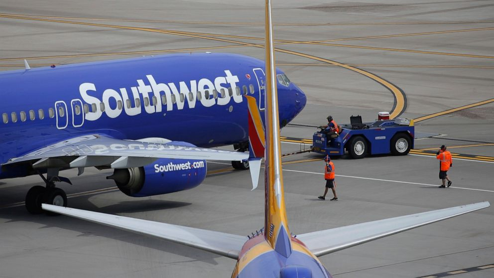 Southwest: 2Q Earnings Snapshot - ABC News