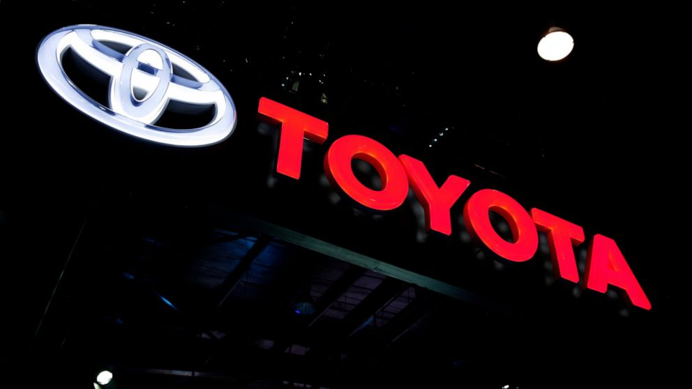 Toyota shifts gears, plans to build new SUV at Alabama plant