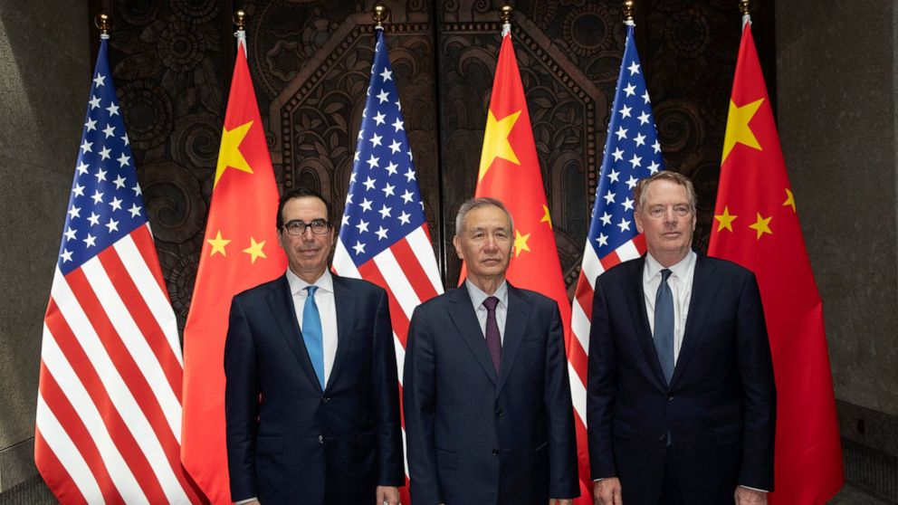 US, China resume trade talks with scant hopes for progress