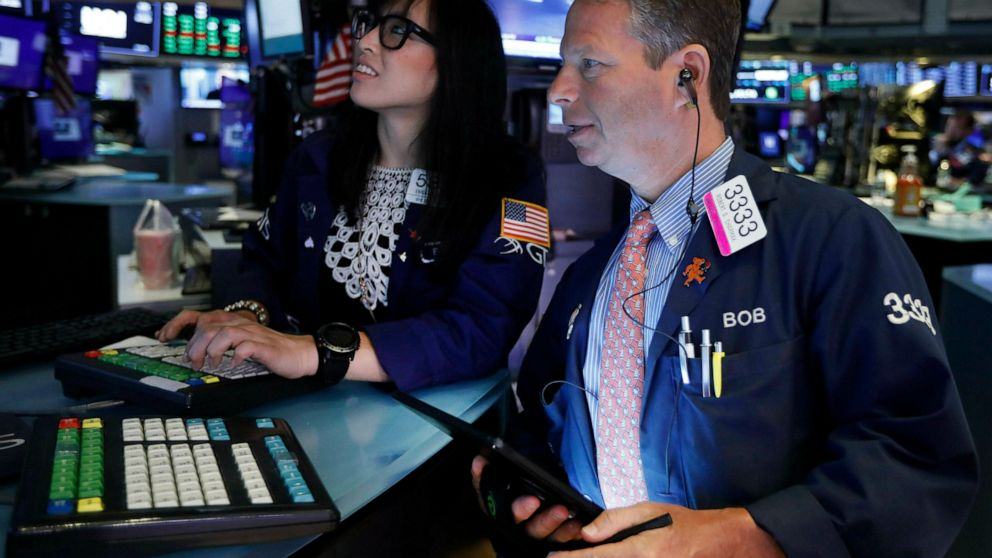 US stocks bob around record highs as trade euphoria eases