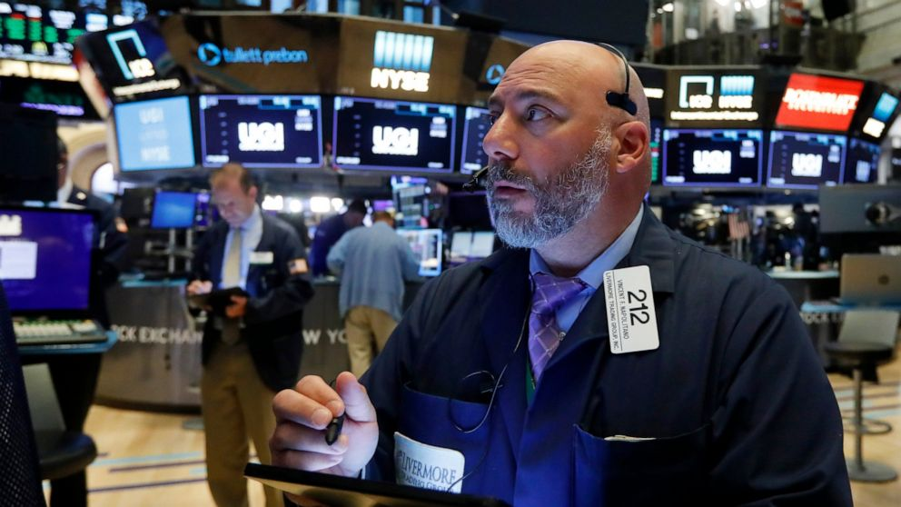 US stocks on track for third record high of the week