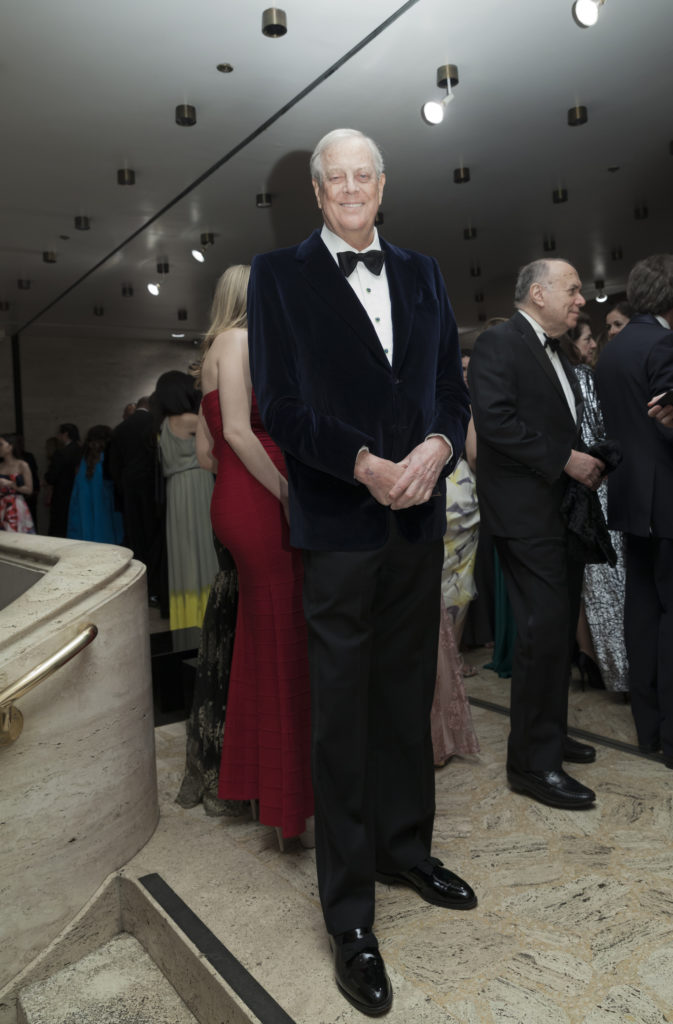 Billionaire David H. Koch, Right-Wing Activist and Philanthropist, Has Died at 75 -ARTnews