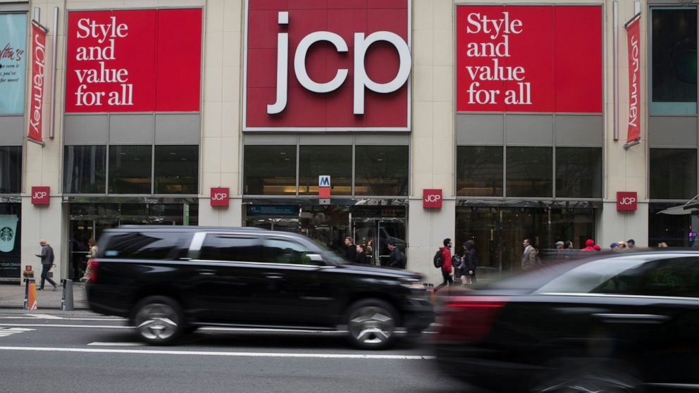 JCPenney halves losses, will begin selling used clothing