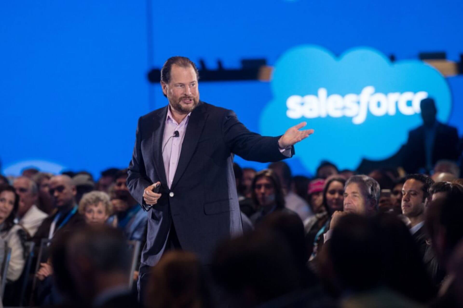 Salesforce enters agreement to acquire ClickSoftware