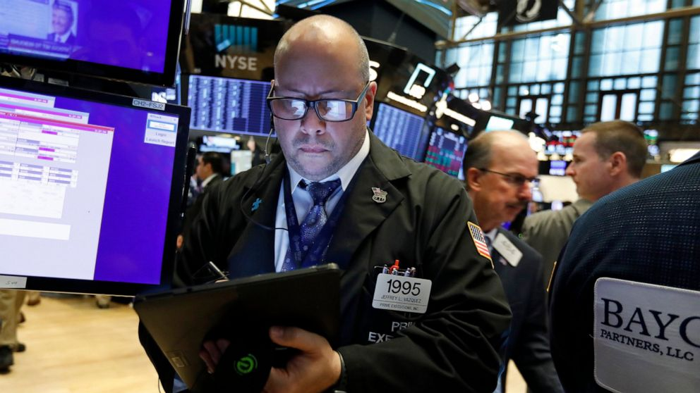Stocks move broadly higher on hopes for US-China trade talks