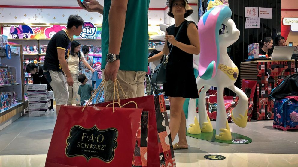 US companies in China say they've been hurt by trade war