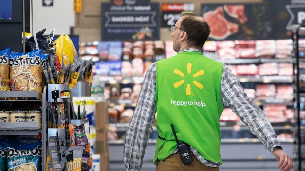 Walmart powers through 2Q - ABC News