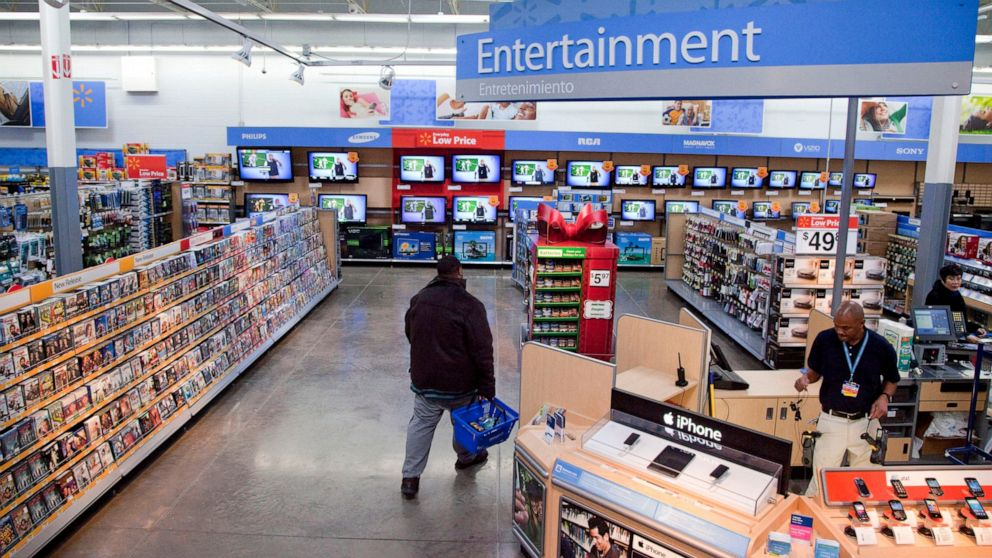 Walmart removes images of violence in stores after shooting
