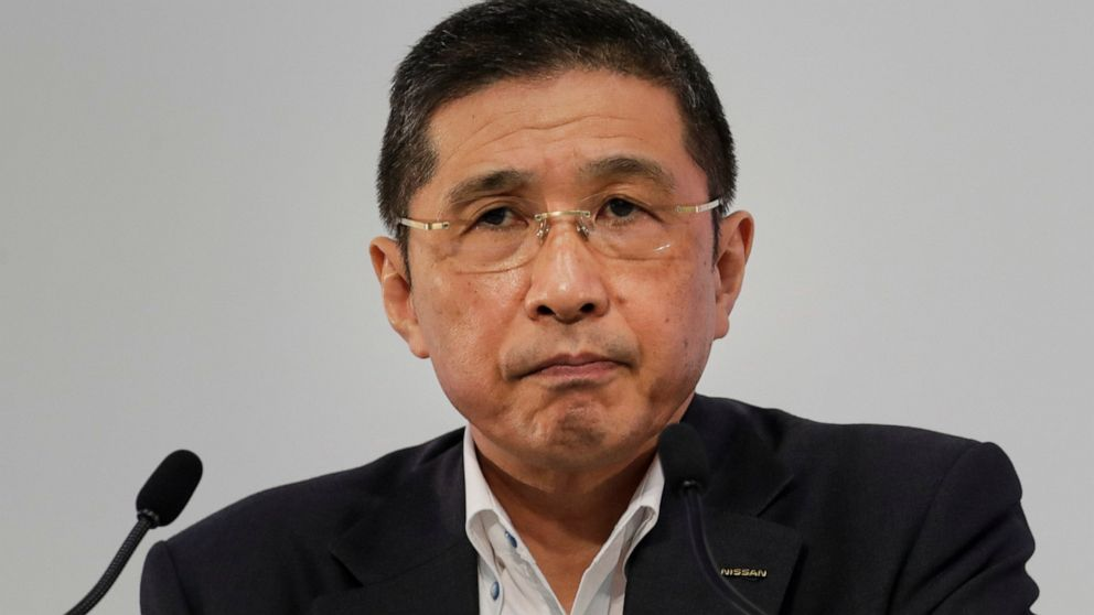 Nissan board to meet; chief faces renewed pressure to resign