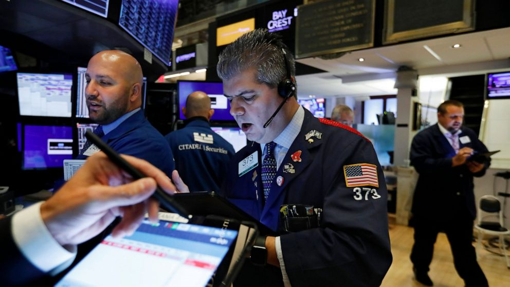 Stocks move higher as investors pivot after broad sell-off
