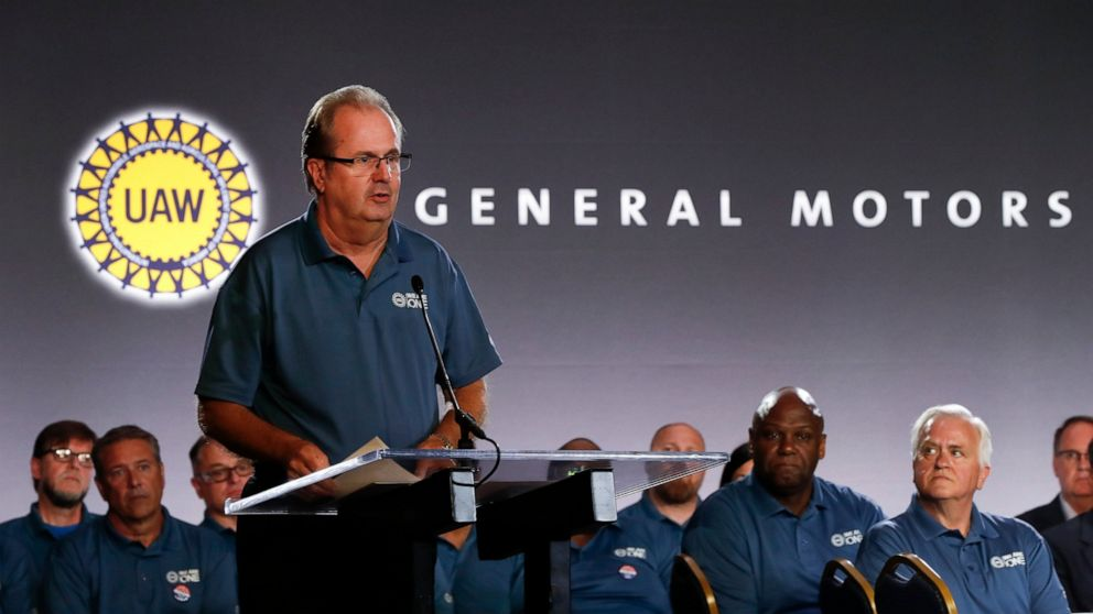 Strike possible as UAW contracts about to expire