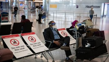 Airlines launch legal action against UK quarantine policy