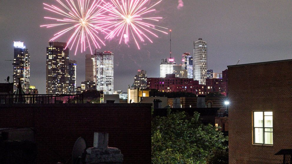 Fireworks are booming before July 4, but why the ruckus?