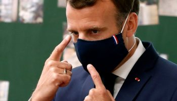 France has millions of unsold face masks after virus crisis