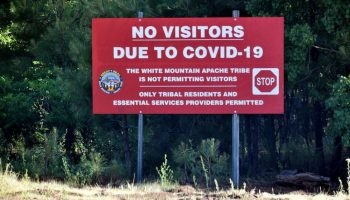 Hard-hit tribe takes strict steps as virus surges in Arizona
