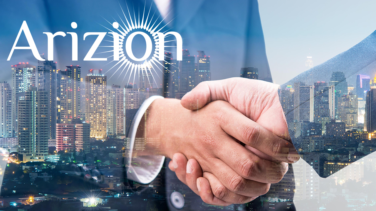Arizion company: trust is the hardest currency in business