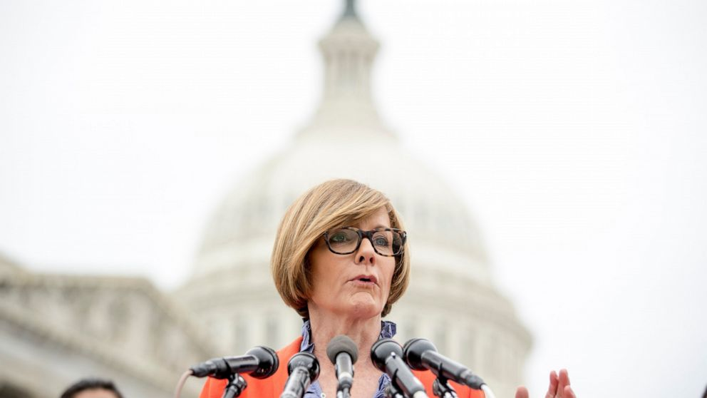 Data: Congress created virus aid, then reaped the benefits
