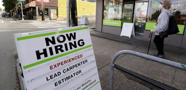 Survey: Companies added 2.4 million jobs in June