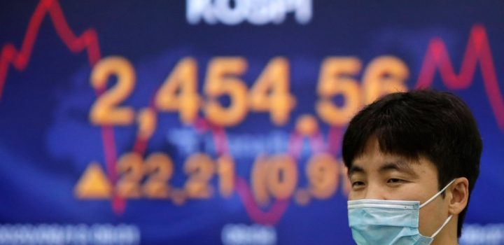 Global shares mixed, led by Tokyo gains, after Wall St rally