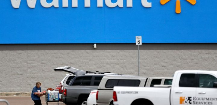 US goes online to resupply and sales at Walmart.com booms