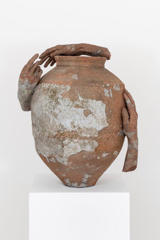 Clementine Keith-Roach, 'Mantle,' 2020, terracotta vessel,