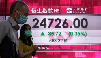 Global stocks rise on improved Chinese, German data
