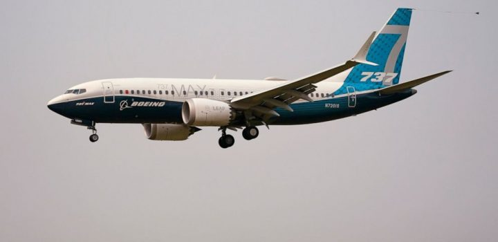 American plans flights with Boeing 737 Max by year-end