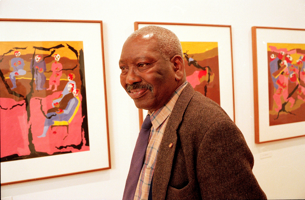 Missing Jacob Lawrence Painting Found, Mondrian Lawsuit—and More News – ARTnews.com
