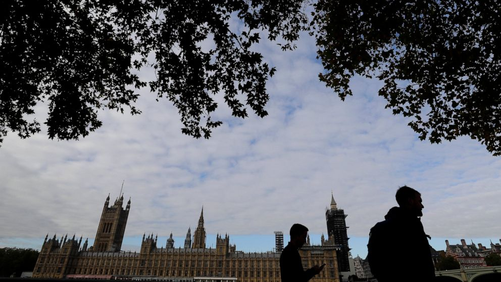 UK's Lords condemns Brexit bill as UK-EU talks stay stalled