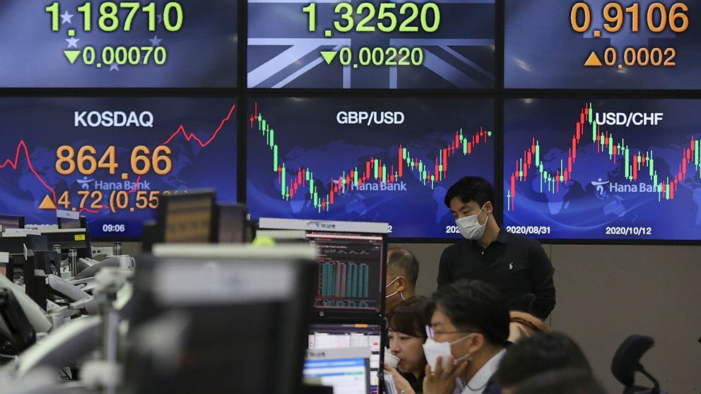 Asian shares mixed amid tug of war between hope, fear