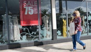 Black Friday offers beacon of hope to struggling stores